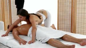 Как делают эротический массаж в салонах